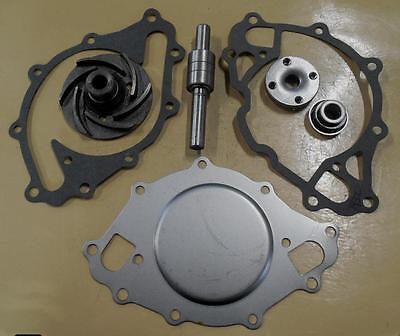 """1966-1968 Ford Mustang, Fairlane 289ci HI-PO """"K code"""" NEW water pump rebuild kit"""