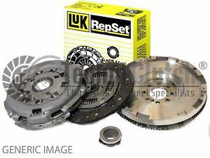 Pour-Mercedes-Clk230-2-3-Compresseur-Luk-Volant-Moteur-amp-Embrayage-Kit