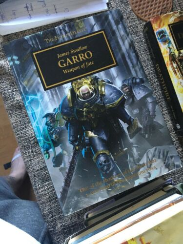 Horus Heresy cartonnée Novellas wharhammer Black Library