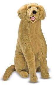 Large Dog Stuffed Animal