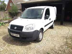 Van Sold Window Cleaning Equipment Still Available Fiat Doblo