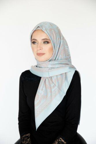 Rosa Square Hijab