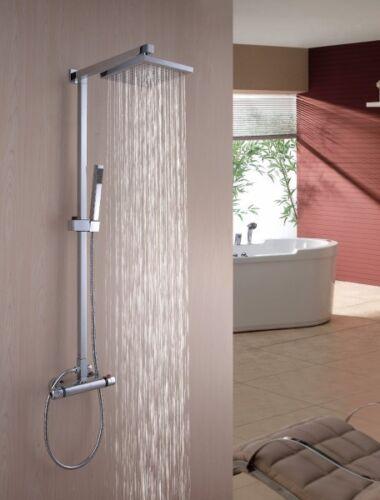 tête de douche+système combiné colonne de douche thermostatique 8821