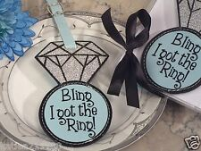Bling I got the Ring Luggage Tag Cadeau De Mariage