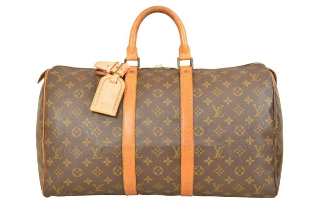 Louis Vuitton Monogram Keepall 45 Travel Bag M41428 - YG00603