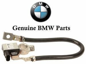 Image Is Loading For Bmw E60 525i 528i 530i Battery Cable