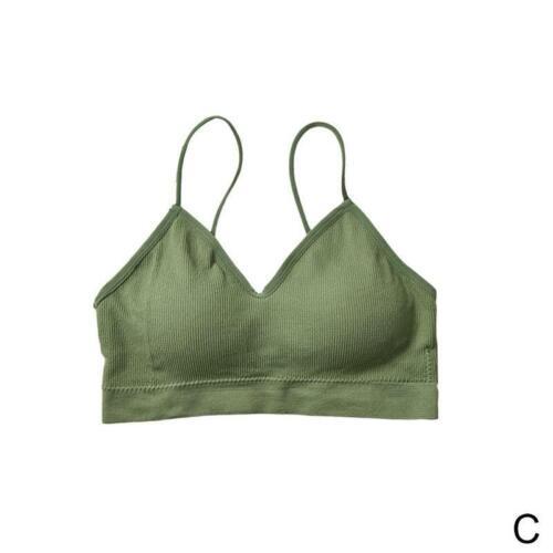 FashionPerfering Bralette Push Up Bra Cotton Female Bras for Women Fitness Tops