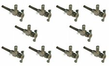 NEW EXMARK EFI FUEL LINE CLAMPS 643277 OEM 2 PACK TO1