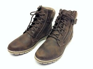 New-Cliffs-by-White-Mountain-Ladies-Womens-Kelsie-Zip-Side-Size-11m-Boots