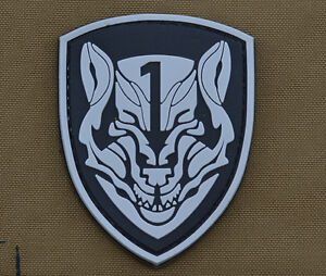 PVC-Rubber-Patch-034-MOH-Wolfpack-034-with-VELCRO-brand-hook