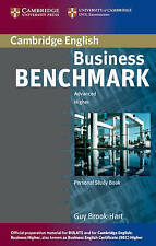 Cambridge BUSINESS BENCHMARK Advanced PERSONAL STUDY BOOK for BEC Higher @New@