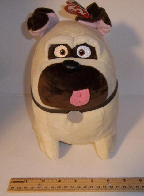 a8a2ed43f9a TY BEANIE BUDDY SECRET LIFE OF PETS MEL DOG PLUSH TOY WASHABLE STUFFED  ANIMAL