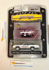 Greenlight Garage Pace Car * 1970 Oldsmobile 442  Indy 500  * N170