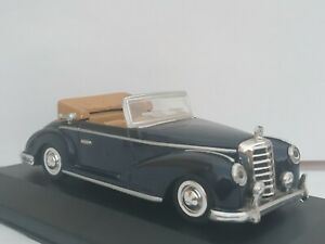 1-43-MERCEDES-300-300S-1955-COCHE-DE-METAL-A-ESCALA-SCALE-CAR-DIECAST