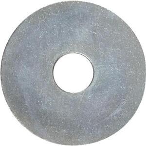 6-Pk-Hillman-9-64-034-ID-X-3-4-034-OD-Zinc-Plated-Fender-Washer-100-Pk-290001