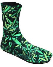 original UV Ninja Boots von Space Tribe Hippie Goa Schuhe Psy Art Tabi Stiefel 7