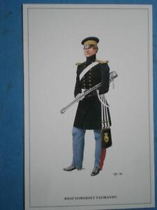 POSTCARD-WEST-SOMERSET-YEOMANRY-OFFICER-C1846