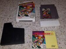 Vegas Dream (Nintendo NES, 1990) Complete in Box