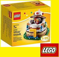 Lego Birthday Table Decoration Ages 199 Building Toy 120 + 1 Pcs Factory Sealed