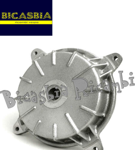 0553 DRUM REAR BRAKE CAST IRON FOR RIMS 9 VESPA 50 R L N SPECIAL