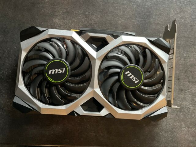 MSI GeForce RTX 2060 Ventus XS OC - 6Go GDDR6