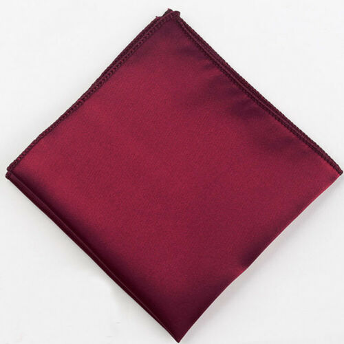 Pocket Handkerchief Suit Pocket Handkerchief Square Handkerchief Polyester Yarn
