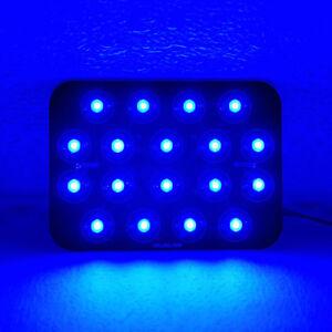 18W-Royal-Blue-450nm-455nm-Power-LED-Lamp-Light-Plant-Aquarium-PCB-AC-Driver