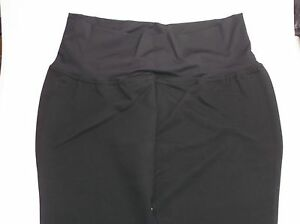 LIZ-LANGE-medium-black-MATERNITY-STRETCH-PANTS