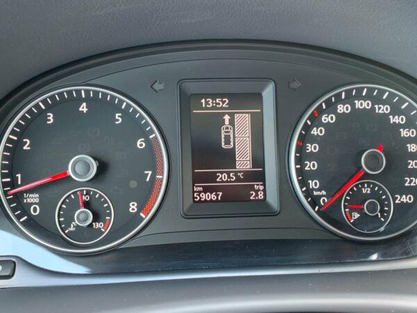VW Touran 1,4 TSi 140 Comfortline billede 8