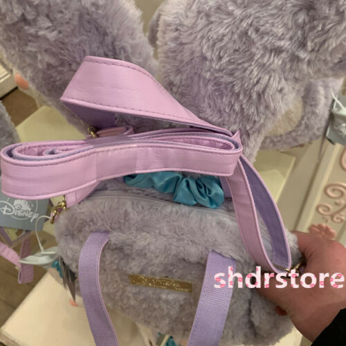SHDR Stella Lou head Shoulder Bag Shanghai disneyland disney exclusive