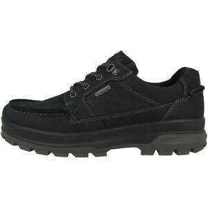 Black Outdoor Schuhe 838004 Details Zu Herren Ecco Rugged Halbschuhe Men 02001 Track N8wvm0nO