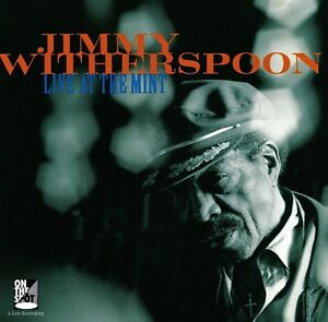 JIMMY-WITHERSPOON-Live-at-the-Mint-1996-On-the-Spot-CD