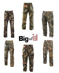 6593a4af78266 Men s Big   Tall Fleece   Softshell Camo Pants Realtree Xtra   Mossy ...