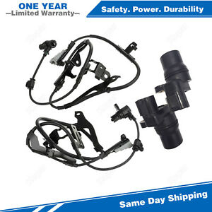 4PCS-ABS-Wheel-Speed-Sensor-Front-amp-Rear-For-2001-06-Toyota-Tundra-3-4L-4-0L-4-7