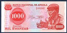 ANGOLA - 1000 KWANZAS Pick n° 113 du 11 novembre 1975 en SUP  G/B 161585