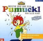 Folge 20: Meister Eder und sein Pumuckl. Pumuckl und die Knackfrösche / Pumuckl wird reich. CD (1998)