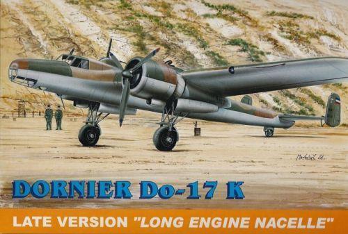 DORNIER Do 17 K (RAF, CROAT & YUGOSLAVIAN AF MARKINGS) 1 72 RS MODEL