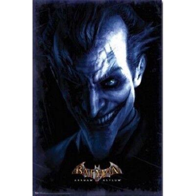 BATMAN VIDEO GAME POSTER ARKHAM KNIGHT 22x34 DC COMICS 13489