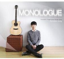 Sung Jung Ha, Sungha Jung - Monologue [New CD] Asia - Import