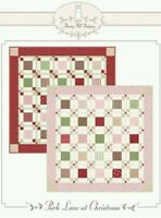 Park Lane At Christmas Moda Bunny Hill Designs Charm Pack Quilt Pattern