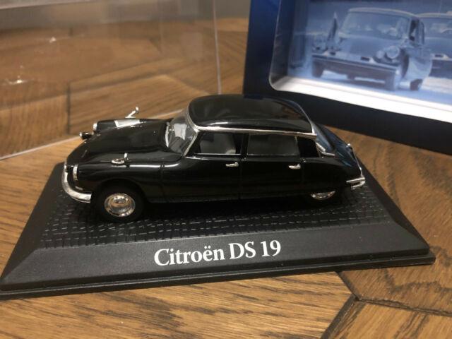 NOREV RETRO CITROEN  DS  19  3-inch 1:64