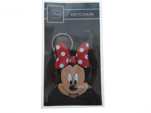 Keyring Official Minnie Disney in gift box Everything rubber