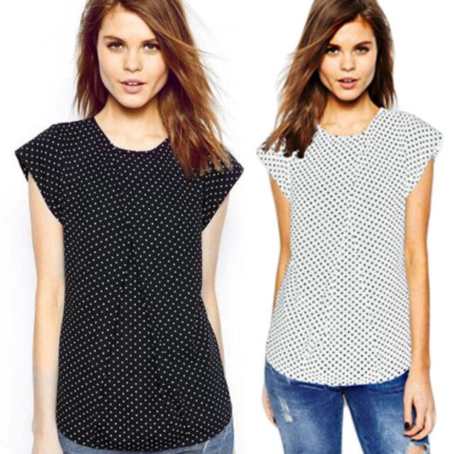 Summer T Shirt  Women Blouse Chiffon Shirt Ladies Short Sleeve Blouse Plus Size