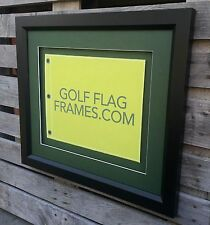 20x24 Black Golf Flag Frame, blk-003 (fits13x17 Masters Golf Flag flag not incl)