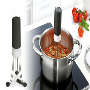 Automatic hands free kitchen utensil food sauce auto for Food bar hands