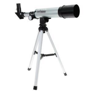 Refractive-Monocular-Astronomical-Telescope-Portable-Tripod-Spotting-Scope