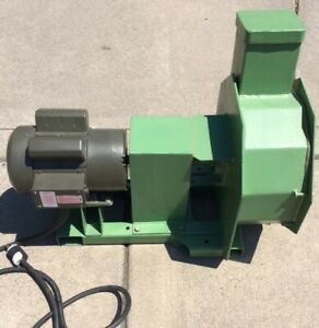 15-034-X-6-034-IMPACT-ORE-MILL-WITH-CHAIN-HAMMERS-AND-2HP-LEESON-HD-FARM-DUTY-MOTOR
