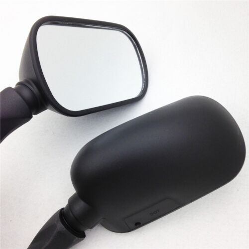 M.Aftermarket Mirrors Fit For Yamaha Fjr 1300 Fjr1300 2003 2004 2005 Black
