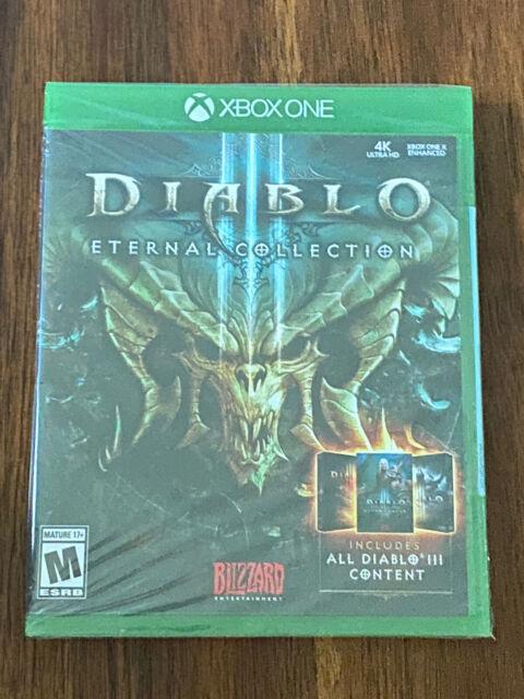 Diablo III: Eternal Collection (Xbox One, 2017)