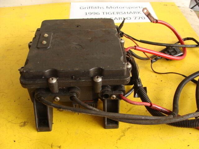 96 95 97 Arctic Tigershark Cat Tigershark Arctic 770 Monte Carlo E Box Elektrisch Cdi ECU Brain 1d7cd7